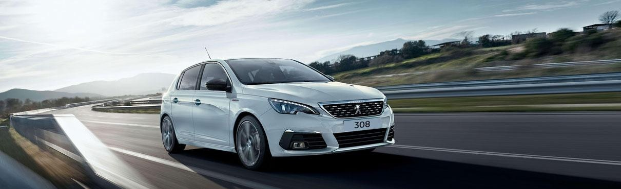Coches para Pymes y profesionales - Peugeot 308