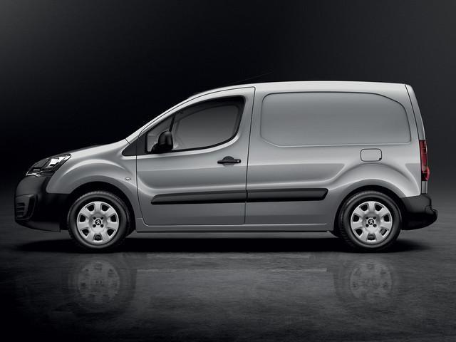 diseño exterior partner furgon