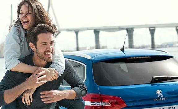 Peugeot 308 SW: Applicación MyPeugeot®