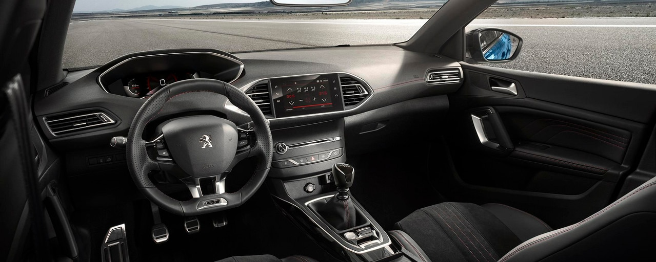 PEUGEOT 308 SW: PEUGEOT i-Cockpit® digital