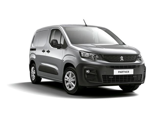Nuevo Peugeot Partner Furgón Vehículo Transformado