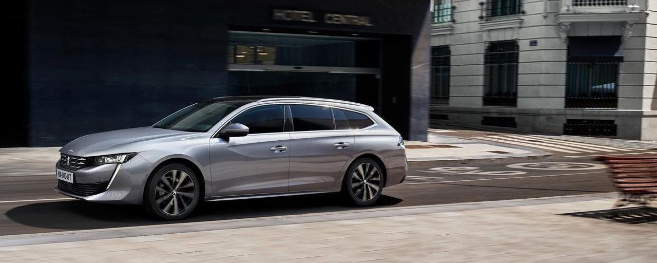 Nuevo Peugeot 508 SW - Eficiencia y prestaciones