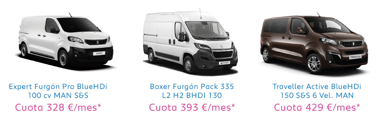 Free2Move Profesionales Peugeot