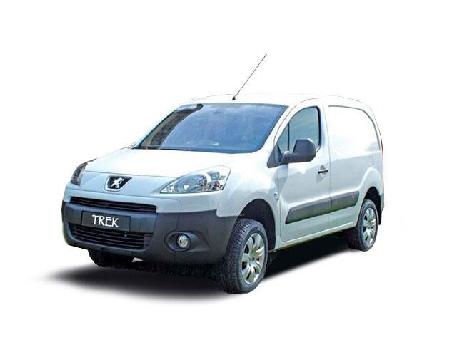 Peugeot Partner Trek 4x4 Edition