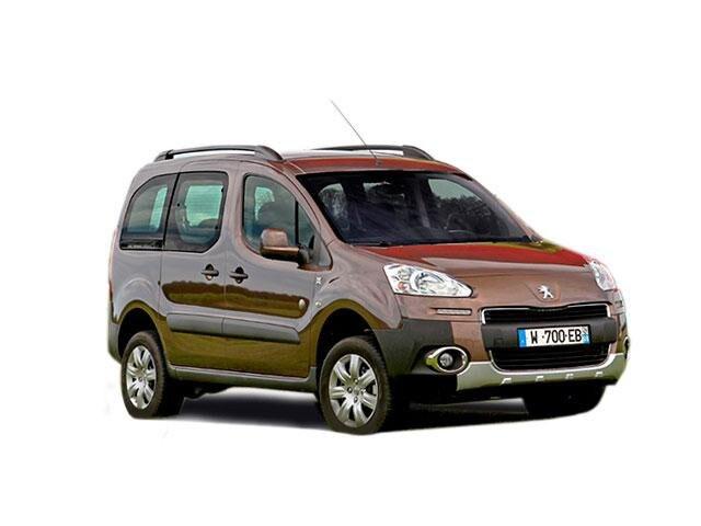 Peugeot Partner 4x4 Edition