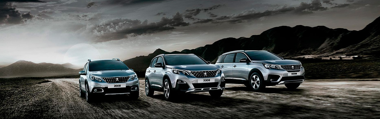 Peugeot Professional - Gama Turismos - SUV