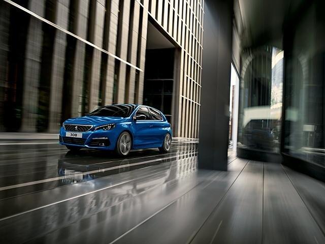 Nueva Gama Peugeot - 308