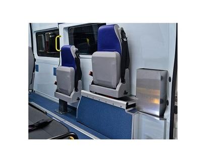 Ambulance Edition Características