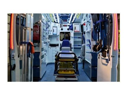 Ambulance Edition Equipamiento Tipo C