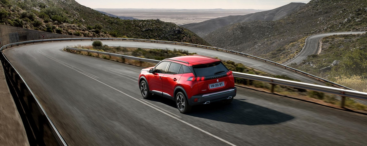 Nuevo SUV PEUGEOT 2008: el SUV compacto, dinámico y eficiente para los profesionales.