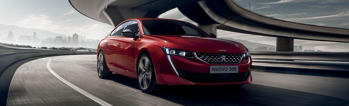 Gama Turismos Empresas: Nuevo Peugeot 508