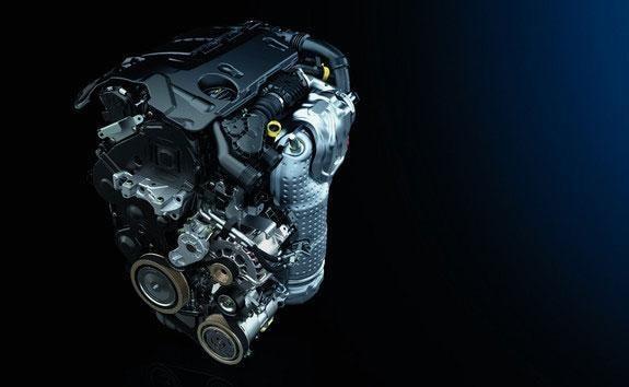 Motor Diesel Bluehdi Nuevo Peugeot 508