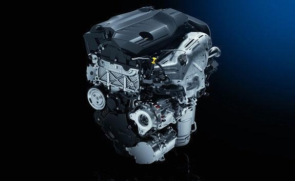Motor Hibrido Enchufable Nuevo Peugeot 508