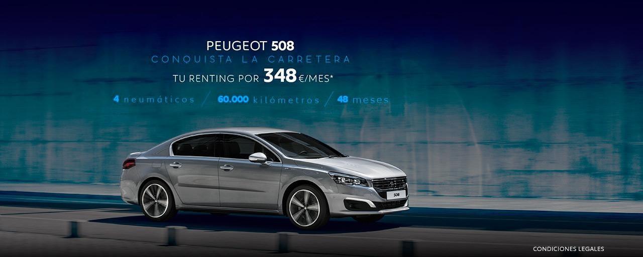 Peugeot 508 Profesionales