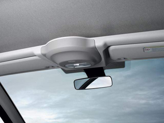 diseño interior partner furgon