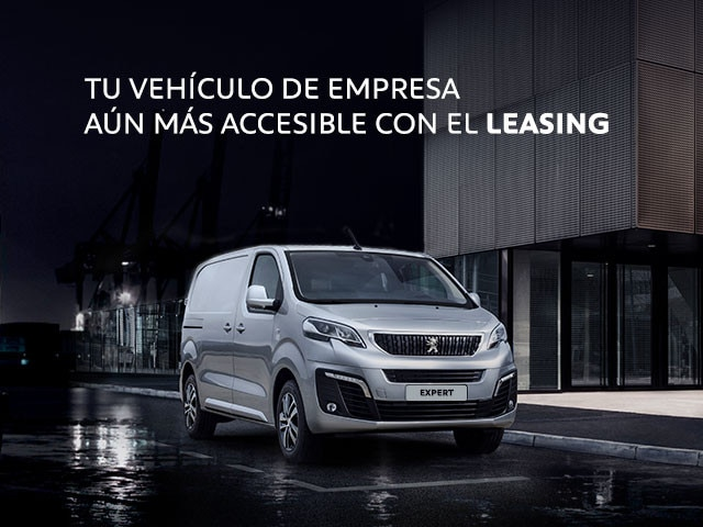 Peugeot leasing mainbanner movil