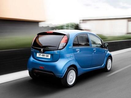 Gama vehículos eléctricos