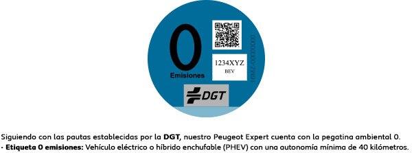 Etiquetas ambientales C y 0 emisiones