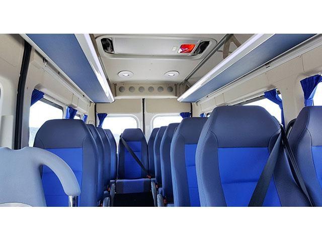 Minibus Edition Accesorios de serie