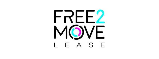 Free2move Lease Logo