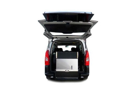 Mobility Edition Rampa con rebaje de piso