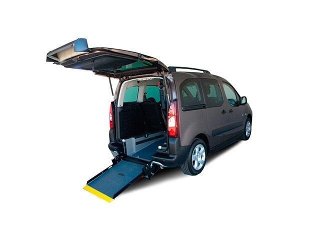 Peugeot Partner Mobility Edition