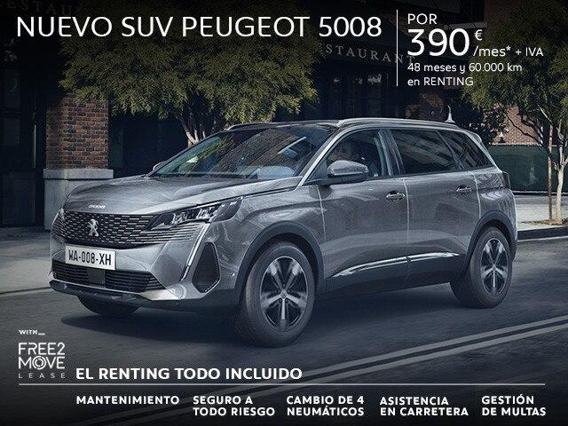 Nuevo Suv Peugeot 5008