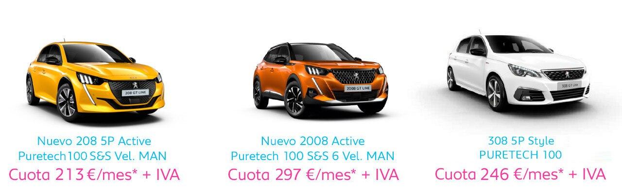 Peugeot Free2move - Turismos