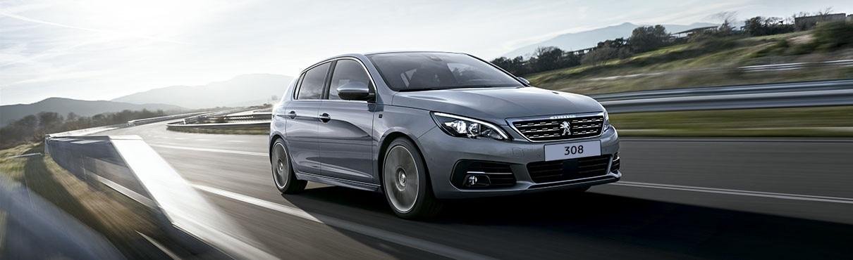 Gama Turismos Empresas: Peugeot 308