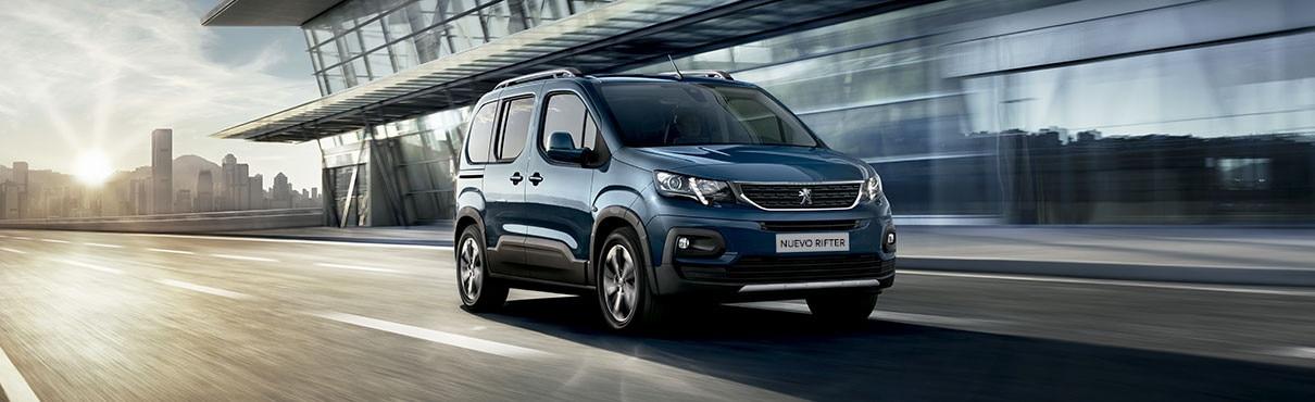 Gama Turismos Empresas: Nuevo Peugeot Rifter
