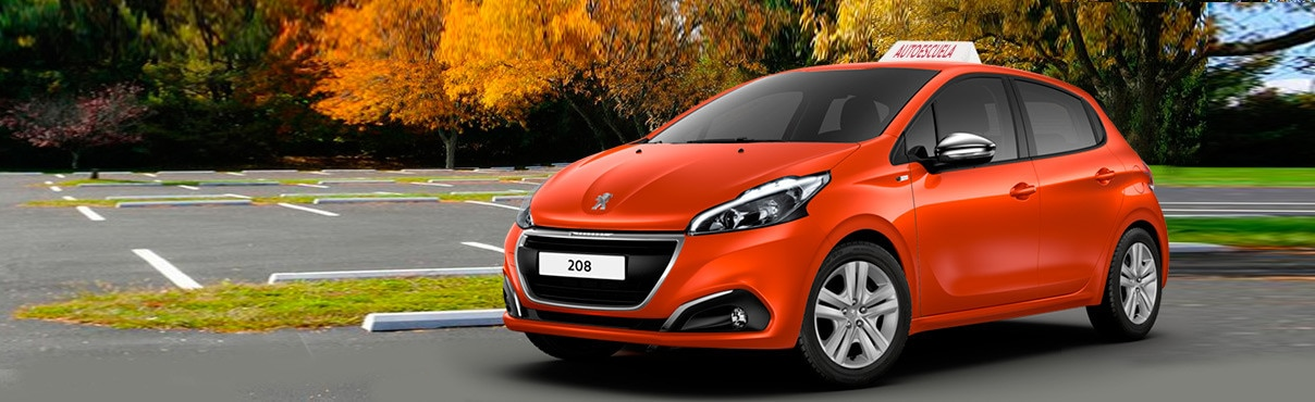 Peugeot Autoescuelas