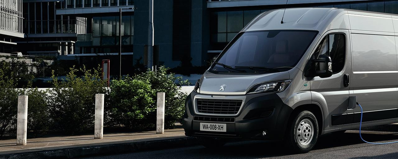 Nuevo Peugeot e-Boxer