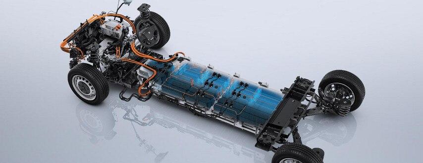 Nuevo PEUGEOT e-Expert - Potente batería de hasta 330 km de autonomía