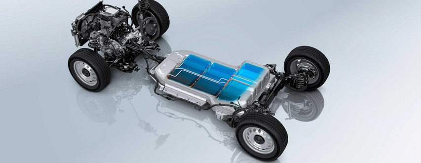 Nuevo PEUGEOT e-PARTNER - Potente batería de hasta 275 km de autonomía