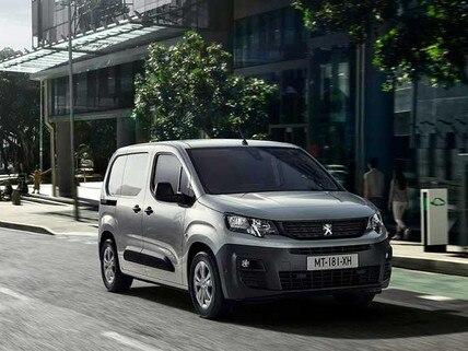 Nuevo PEUGEOT e-PARTNER : vehículo utilitario compacto 100% eléctrico