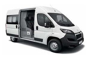 Vehículos transformados Peugeot - Boxer Furgón