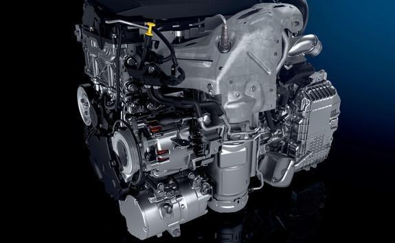 Motor híbrido enchufable - Nuevo Peugeot 508 SW