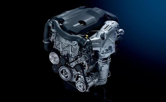 Motor de gasolina PureTech - Nuevo Peugeot 508 SW