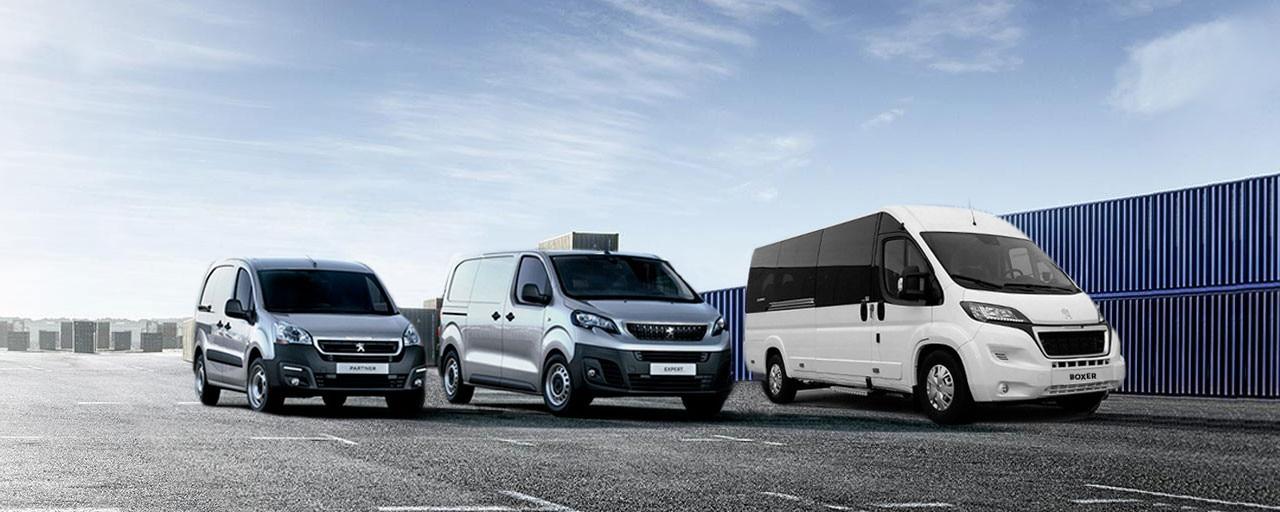 Vehículos transformados Peugeot Gama