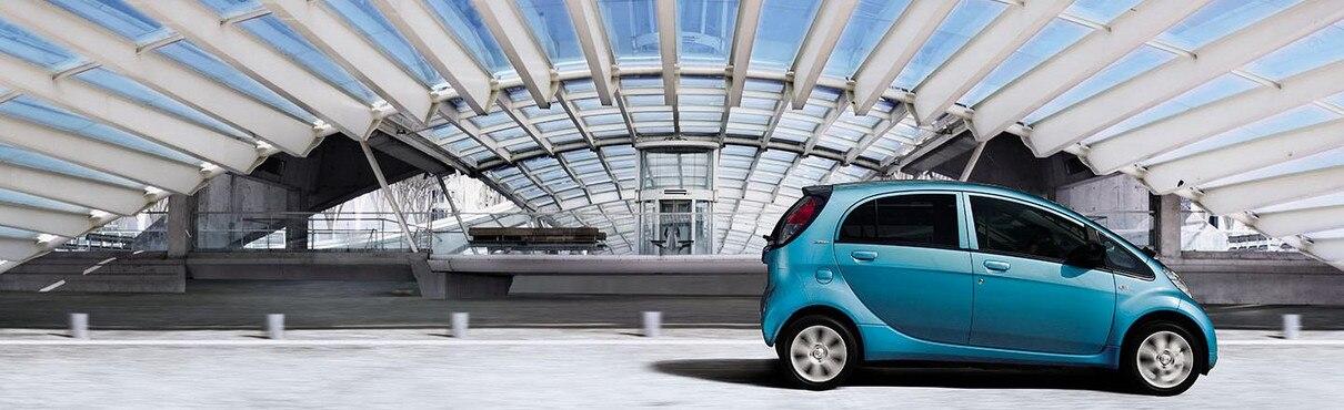 Coches eléctricos Peugeot