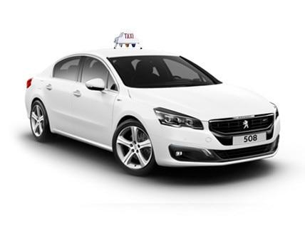 Peugeot 508 - Taxi