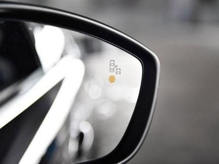 SUV Peugeot 3008 - Sistema activo de control de ángulo muerto