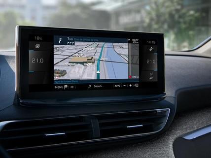 Nuevo SUV PEUGEOT 3008  - Nueva pantalla táctil de 10'' HD