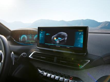 Nuevo SUV PEUGEOT 3008 HYBRID – Nueva pantalla táctil de 10'' HD