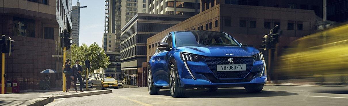 Vehículos eléctricos Peugeot - Nuevo 208