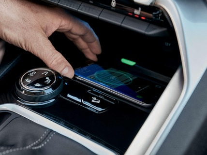 SUV PEUGEOT 3008 : recarga inalámbrica de móviles