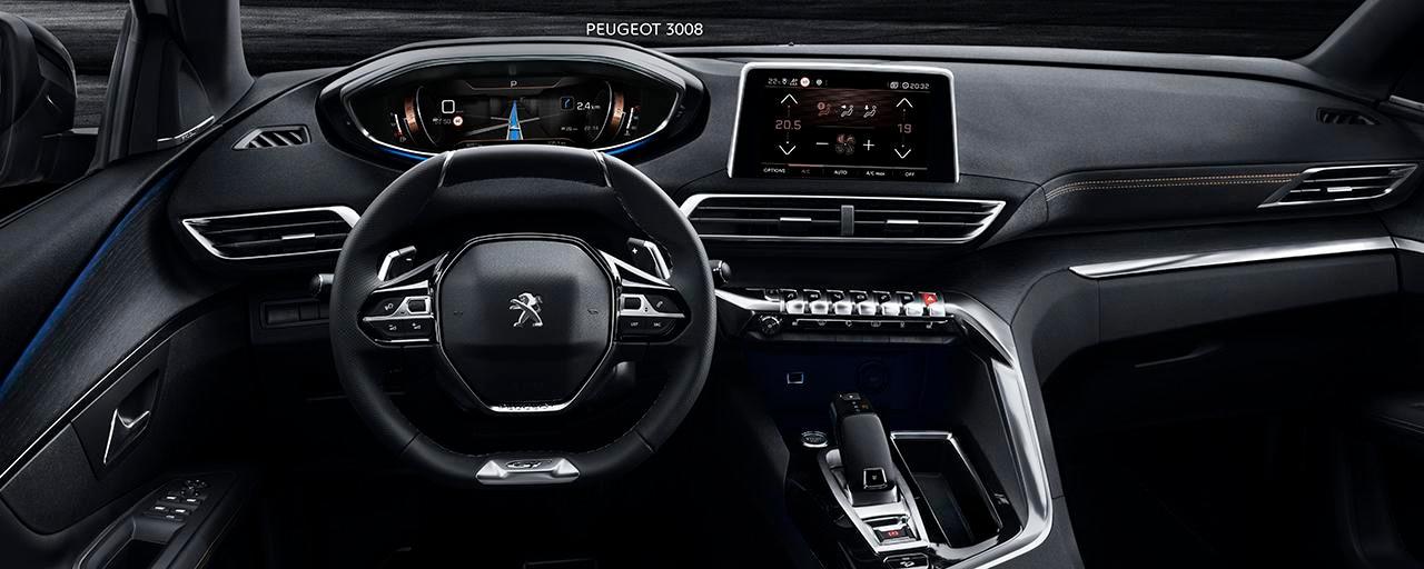 SUV PEUGEOT 3008 i-COCKPIT®