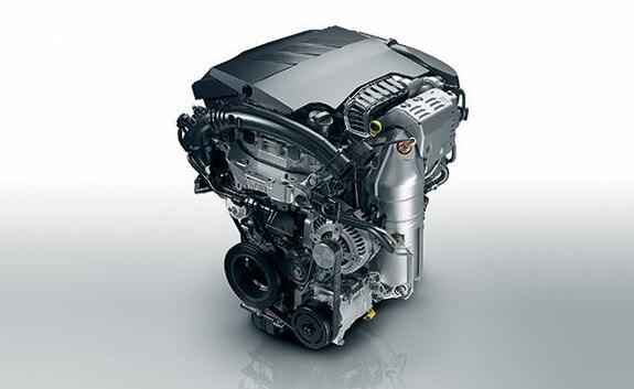 PEUGEOT 3008: Motor PURETECH de gasolina