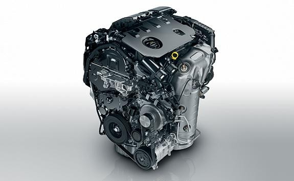 PEUGEOT 3008: Motor BlueHDi Diesel