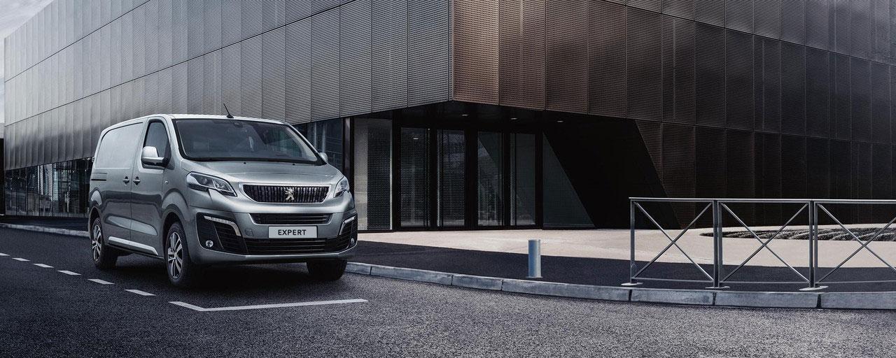Peugeot Expert Furgón - Diseño Exterior